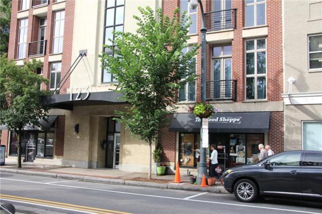 123 Luckie Street NW #1203, Atlanta, GA 30303 (MLS #6017913) :: North Atlanta Home Team