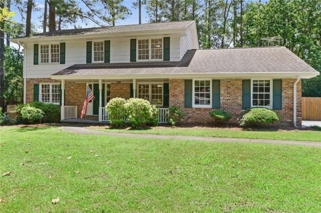 2933 Danbyshire Court NE, Atlanta, GA 30345 (MLS #6018304) :: RE/MAX Paramount Properties