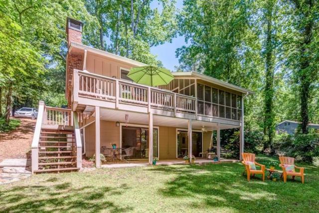 8885 Bay Drive, Gainesville, GA 30506 (MLS #6019002) :: RE/MAX Prestige