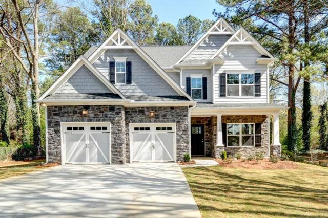 1681 Donna Lynn Drive SE, Smyrna, GA 30080 (MLS #6019041) :: Iconic Living Real Estate Professionals