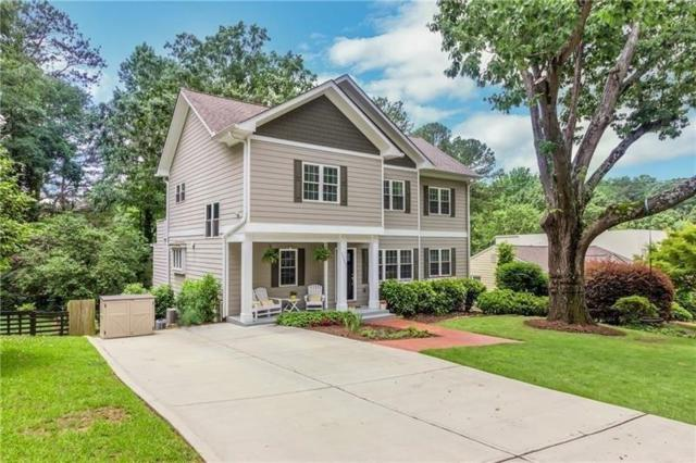 1117 Country Lane NE, Atlanta, GA 30324 (MLS #6019179) :: Rock River Realty