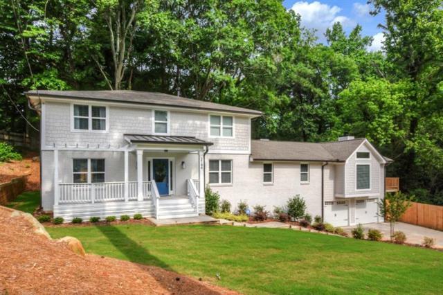 2184 Meadowcliff Drive NE, Atlanta, GA 30345 (MLS #6020038) :: RE/MAX Paramount Properties