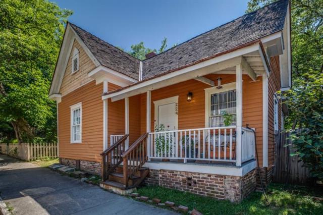 224 Carroll Street, Atlanta, GA 30312 (MLS #6020639) :: RE/MAX Paramount Properties