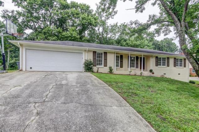 1317 Witham Drive, Dunwoody, GA 30338 (MLS #6020695) :: Kennesaw Life Real Estate