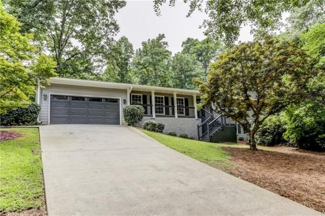 2714 Wood Hollow Drive, Dunwoody, GA 30360 (MLS #6020826) :: Path & Post Real Estate