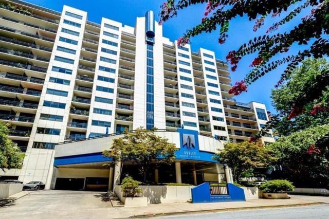 1130 Piedmont Avenue NE #1501, Atlanta, GA 30309 (MLS #6020830) :: Dillard and Company Realty Group