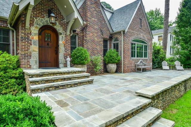 120 Peachtree Way NE, Atlanta, GA 30305 (MLS #6021691) :: RE/MAX Paramount Properties
