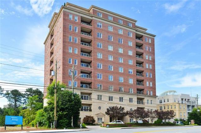3657 Peachtree Road NE 4C, Atlanta, GA 30319 (MLS #6022465) :: The North Georgia Group