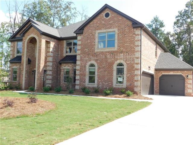 115 Virgil Drive, Fayetteville, GA 30214 (MLS #6023511) :: Kennesaw Life Real Estate