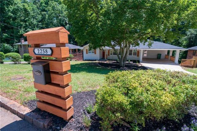 2258 Green Forrest Drive, Decatur, GA 30032 (MLS #6023536) :: Iconic Living Real Estate Professionals