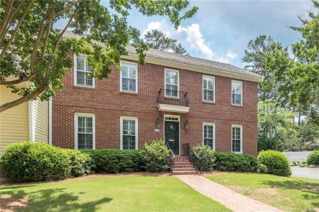 438 NW Chowning Place NW, Marietta, GA 30064 (MLS #6023788) :: RE/MAX Paramount Properties