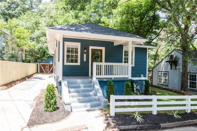 348 Elvira Street SE, Atlanta, GA 30315 (MLS #6023790) :: RE/MAX Paramount Properties
