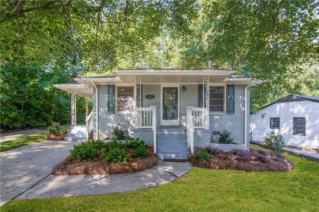 2463 Jewel Street, East Point, GA 30344 (MLS #6023791) :: RE/MAX Paramount Properties
