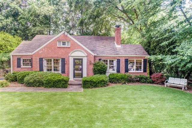 1214 Reeder Circle NE, Atlanta, GA 30306 (MLS #6024886) :: North Atlanta Home Team