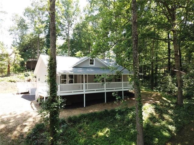 261 Silver Fox Drive, Dawsonville, GA 30534 (MLS #6025497) :: North Atlanta Home Team