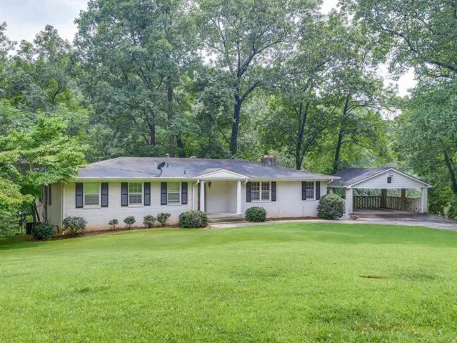 756 Kurtz Road, Marietta, GA 30066 (MLS #6025772) :: North Atlanta Home Team