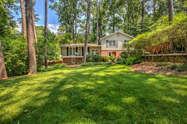 64 Spruell Springs Road, Atlanta, GA 30342 (MLS #6026071) :: Dillard and Company Realty Group