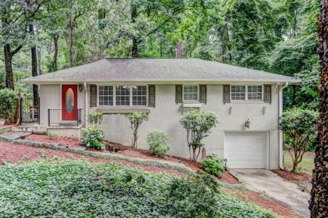 1065 Starline Drive SE, Smyrna, GA 30080 (MLS #6026527) :: North Atlanta Home Team