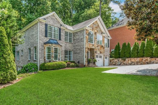 1120 Park Glenn Drive, Alpharetta, GA 30005 (MLS #6026696) :: Iconic Living Real Estate Professionals