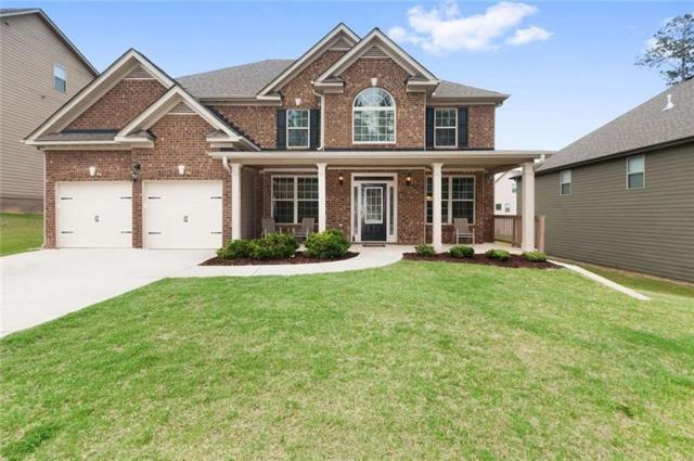 127 Clubhouse Lane, Acworth, GA 30101 (MLS #6026845) :: North Atlanta Home Team