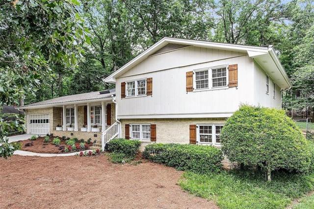 5039 Winding Branch Drive, Dunwoody, GA 30338 (MLS #6026878) :: North Atlanta Home Team