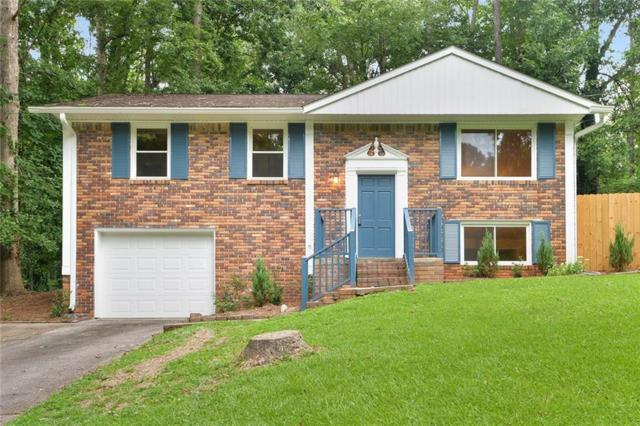 2470 Rolling View Drive SE, Smyrna, GA 30080 (MLS #6027122) :: The Cowan Connection Team
