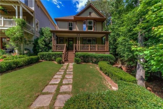 161 Hubbard Road, Woodstock, GA 30188 (MLS #6027272) :: Kennesaw Life Real Estate