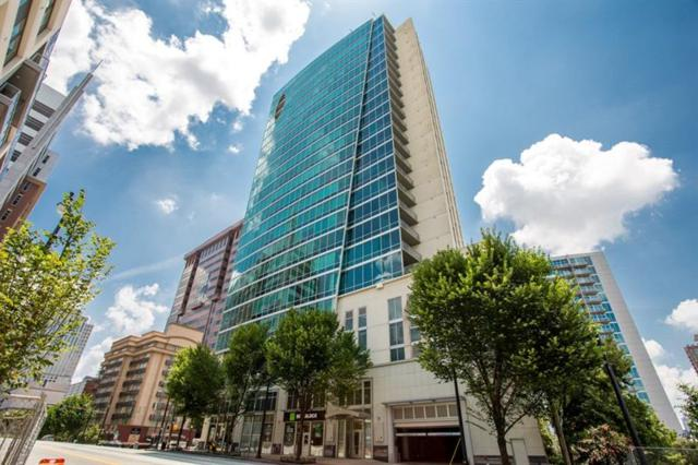 20 10th Street NW #1004, Atlanta, GA 30309 (MLS #6027534) :: The Zac Team @ RE/MAX Metro Atlanta