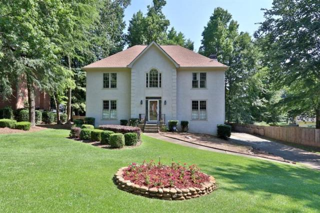 158 Lakeside Drive NW, Kennesaw, GA 30144 (MLS #6027608) :: RE/MAX Paramount Properties
