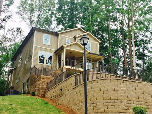 2060 Wood Valley Dr Drive, Loganville, GA 30052 (MLS #6027690) :: The Cowan Connection Team