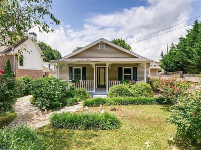 1569 Walker Street SE, Smyrna, GA 30080 (MLS #6027760) :: North Atlanta Home Team