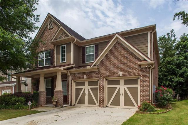 2478 Wynsley Way, Tucker, GA 30084 (MLS #6027770) :: Kennesaw Life Real Estate