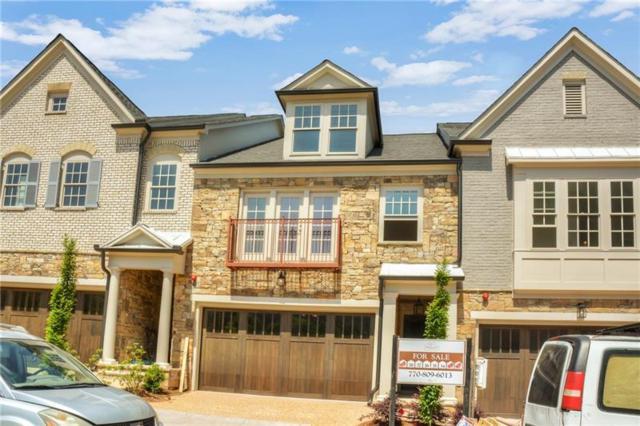 613 Abbington River Lane #36, Atlanta, GA 30339 (MLS #6028336) :: RE/MAX Paramount Properties