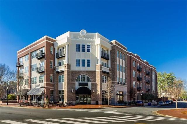 58 Canton Street #307, Alpharetta, GA 30009 (MLS #6028736) :: North Atlanta Home Team