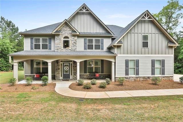 581 Minix Road, Sharpsburg, GA 30277 (MLS #6028904) :: Iconic Living Real Estate Professionals