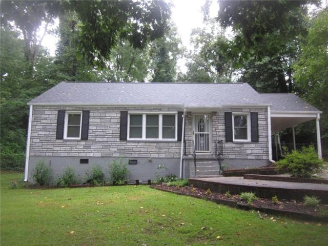 2815 Eastwood Drive, Decatur, GA 30032 (MLS #6029078) :: The Zac Team @ RE/MAX Metro Atlanta