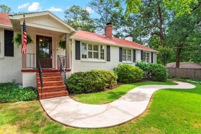 266 Stewart Avenue NW, Marietta, GA 30064 (MLS #6029426) :: North Atlanta Home Team