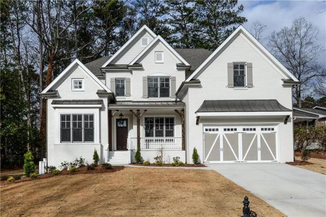 345 Ellis Preserve Lane, Marietta, GA 30064 (MLS #6029886) :: North Atlanta Home Team