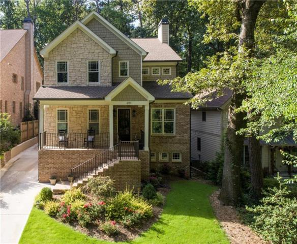 691 Norfleet Road NW, Atlanta, GA 30305 (MLS #6030001) :: North Atlanta Home Team