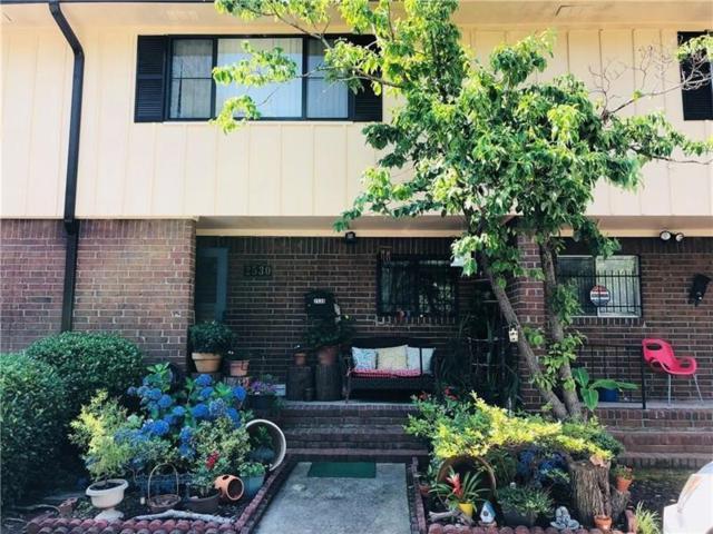 2530 Bradford Square NE #2530, Atlanta, GA 30345 (MLS #6030425) :: Iconic Living Real Estate Professionals