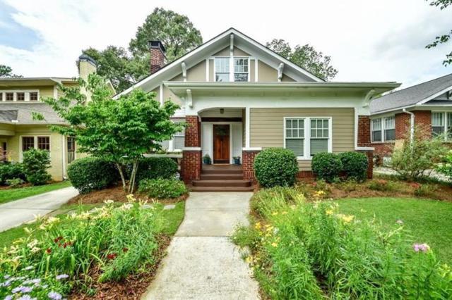 163 Feld Avenue, Decatur, GA 30030 (MLS #6031674) :: Good Living Real Estate