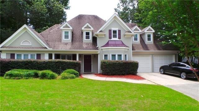 2409 Doubletree Drive NW, Acworth, GA 30102 (MLS #6031723) :: North Atlanta Home Team