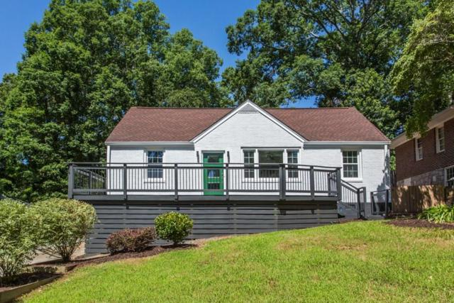 824 Gardenia Lane, Decatur, GA 30033 (MLS #6032041) :: RE/MAX Paramount Properties