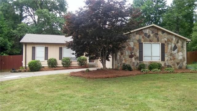 1552 Blackwell Road, Marietta, GA 30066 (MLS #6032327) :: The Cowan Connection Team