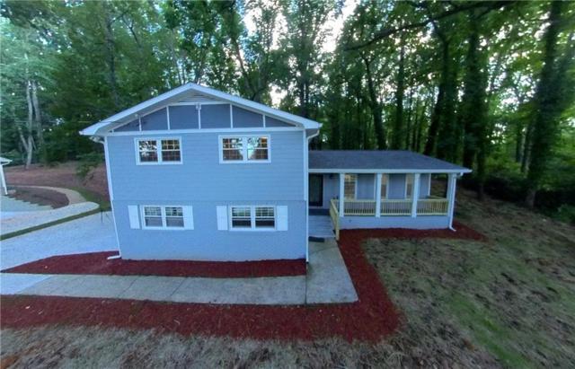 1548 Allgood Road, Marietta, GA 30062 (MLS #6032444) :: RCM Brokers