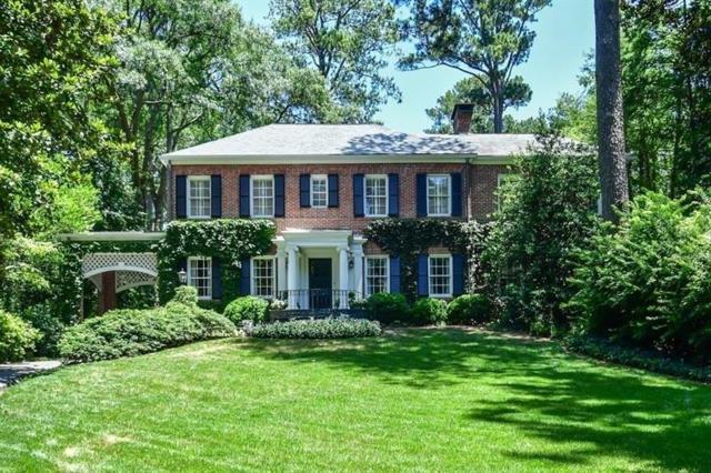 998 Stovall Boulevard NE, Atlanta, GA 30319 (MLS #6032774) :: North Atlanta Home Team