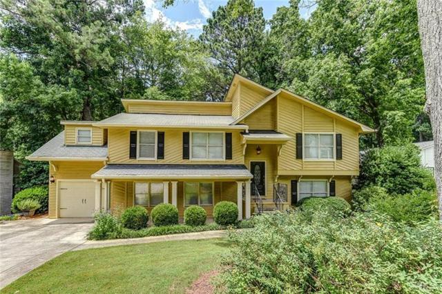 660 Lake Forest Court, Roswell, GA 30076 (MLS #6032981) :: Iconic Living Real Estate Professionals