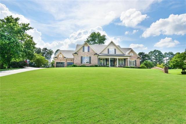 1442 Wimbledon Drive NW, Kennesaw, GA 30144 (MLS #6033477) :: North Atlanta Home Team