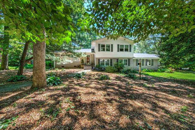 4537 Kingsgate Drive, Dunwoody, GA 30338 (MLS #6033590) :: Good Living Real Estate