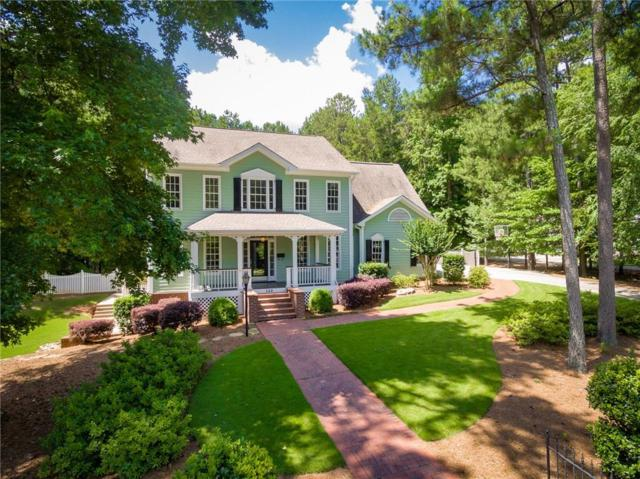 140 Old Ivy, Fayetteville, GA 30215 (MLS #6033633) :: The Cowan Connection Team